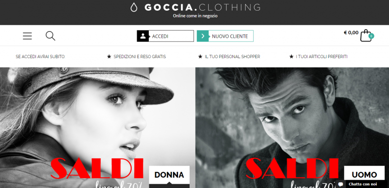 goccia-clothing
